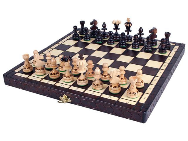 Игра Madon Шахматы Изумруд 134