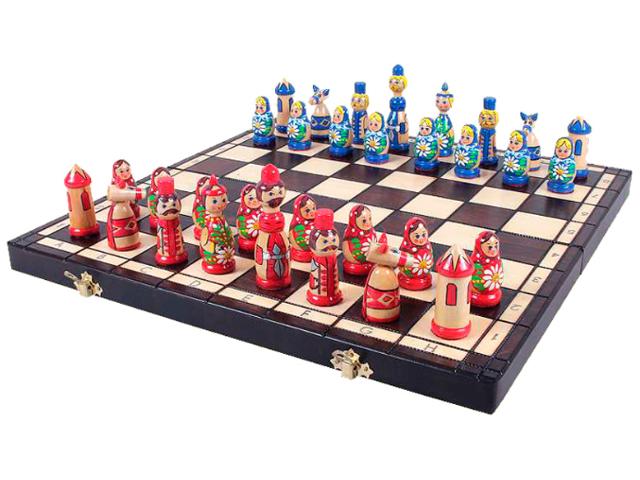 Игра Madon Шахматы Бабушкины сказки 137