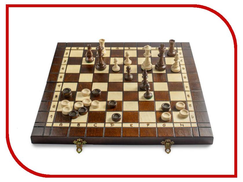 Игра Madon Шахматы № 4 3 в 1 141