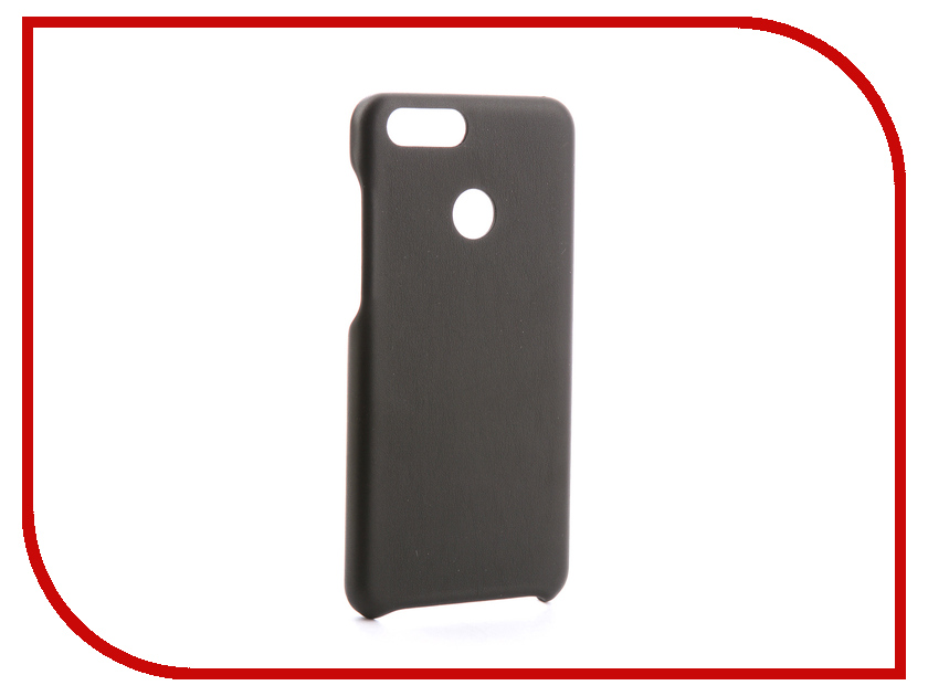 Аксессуар Чехол для Huawei Honor 7X G-Case Slim Premium Black GG-941 g case slim premium чехол для apple iphone 7 plus black