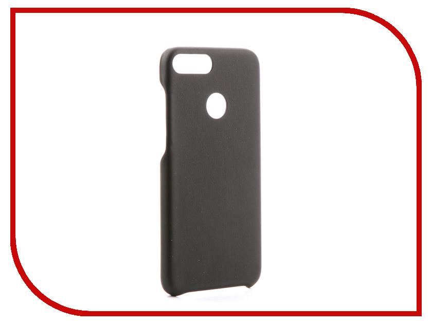 Аксессуар Чехол для Huawei Honor 9 Lite G-Case Slim Premium Black GG-940 g case slim premium чехол для apple iphone 7 plus black