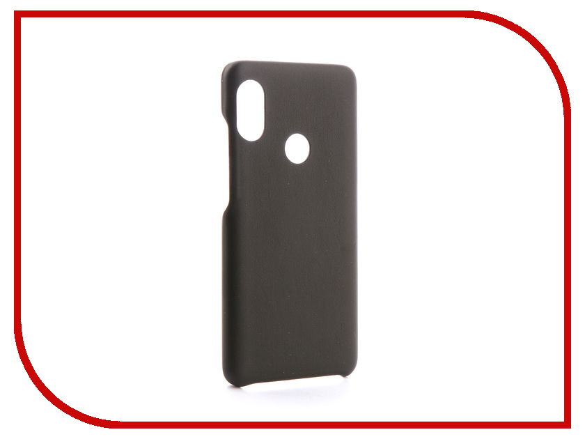 Аксессуар Чехол для Xiaomi Redmi Note 5 / Note 5 Pro G-Case Slim Premium Black GG-945
