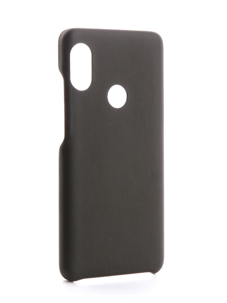 Аксессуар Чехол G-Case для Xiaomi Redmi Note 5 / Note 5 Pro Slim Premium Black GG-945 чехол g case gg 972 slim premium для xiaomi redmi 6a цвет черный