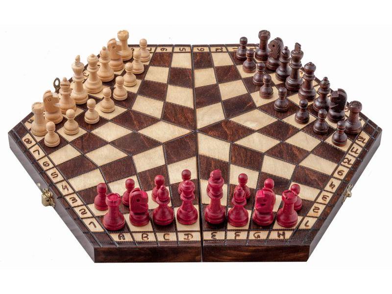 Игра Madon Шахматы на троих 163