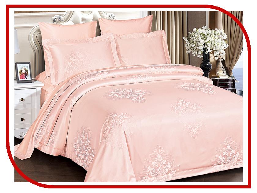 Постельное белье Arya Majestik Ingrid Комплект 2 спальный Бамбук Жаккард TR1003025