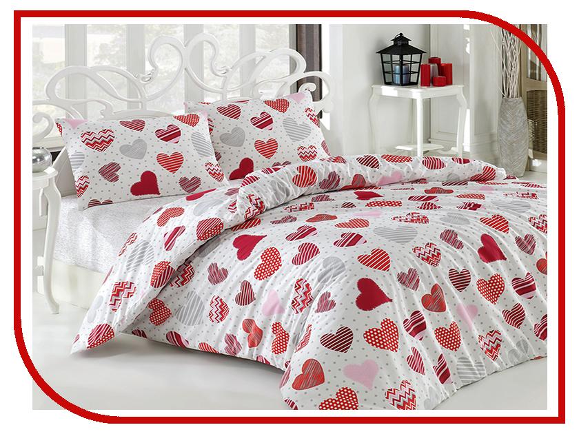 Постельное белье Arya Sevgi Комплект 2 спальный Ранфорс ARL0000040