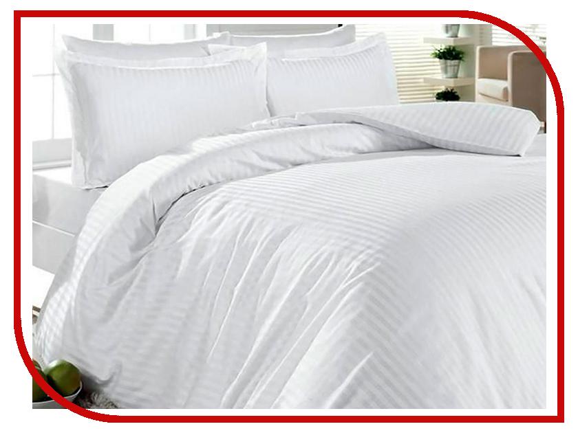 Постельное белье Arya Otel Комплект 2 спальный Сатин White F0089086
