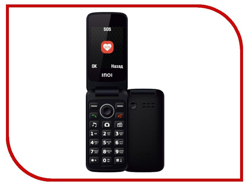 Сотовый телефон Inoi 247B Black сотовый