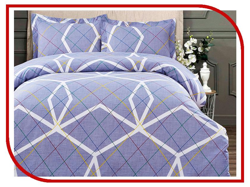 Постельное белье Arya Simple Living Lorenzo Комплект 2 спальный Сатин TRK0000000000065