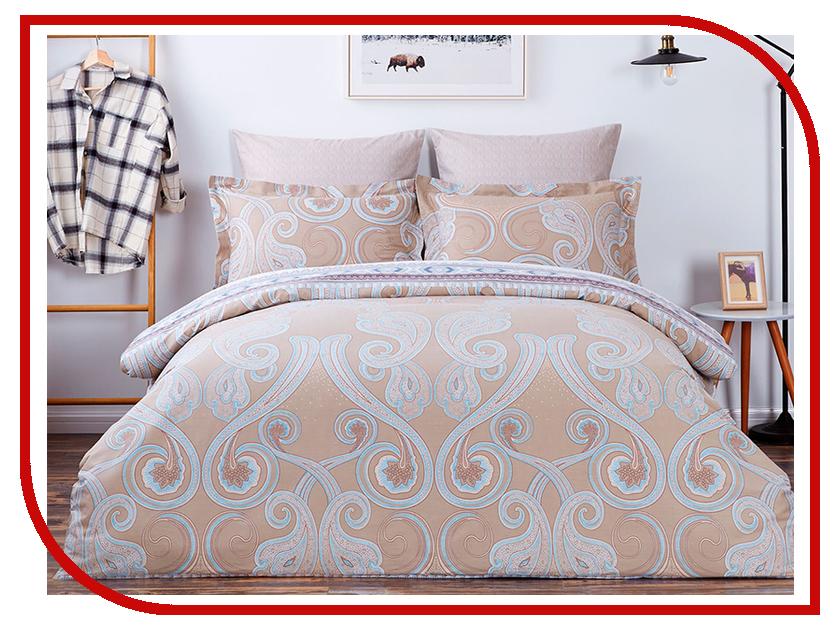 Постельное белье Arya Alamode Tierra Комплект 2 спальный Сатин TRK0000000000084