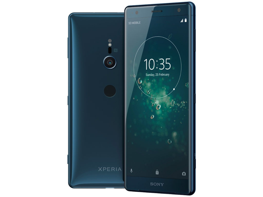 Сотовый телефон Sony H8266 Xperia XZ2 Green сотовый телефон sony xperia xz2 compact black