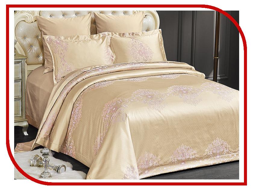 Постельное белье Arya Prive Tencell Minya Комплект 2 спальный Жаккард TR1003022