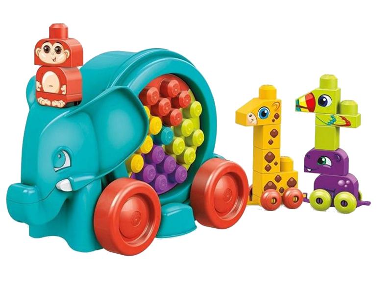 Конструктор Mattel Неуклюжий слон FFY13