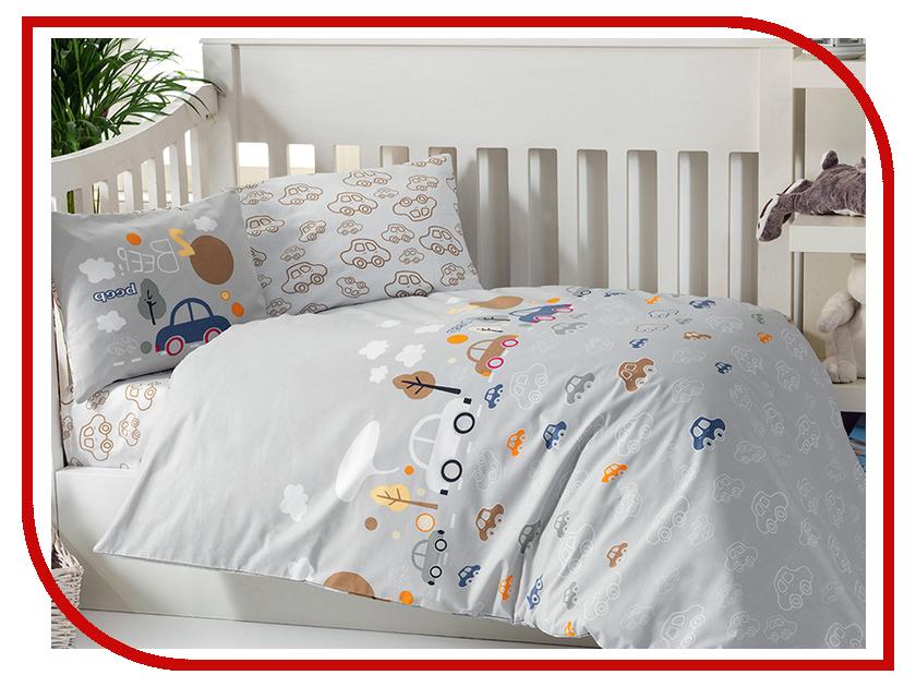 Постельное белье Arya Beep Комплект Детский Ранфорс ARL0000012 beep beep