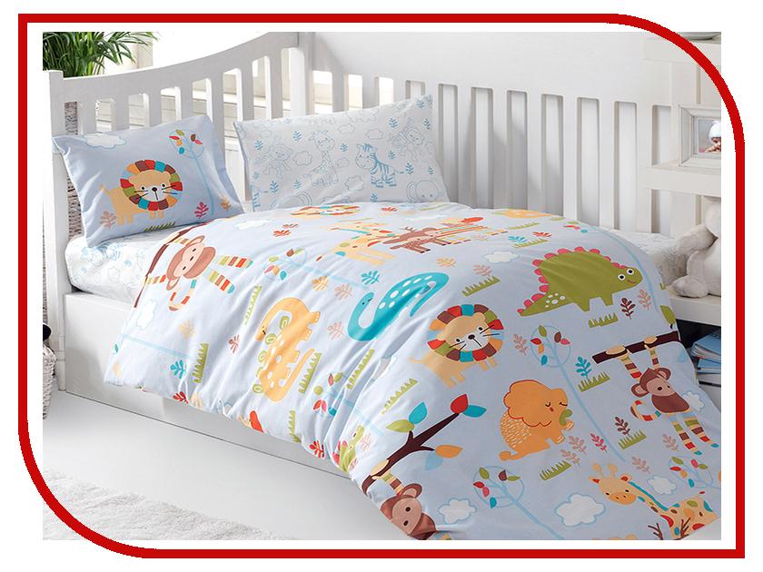 Постельное белье Arya Zoo Комплект Детский Ранфорс ARL0000010