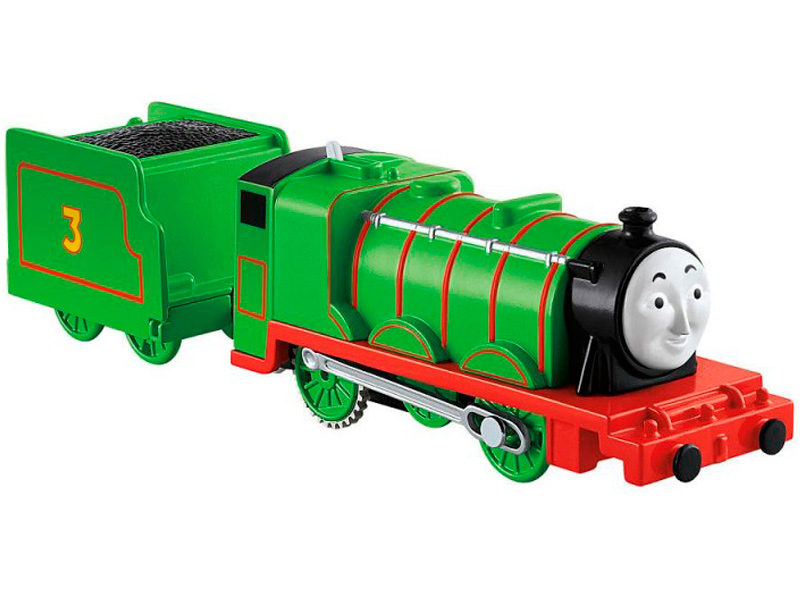 Игрушка Mattel Fisher-Price Thomas And Friends BMK87