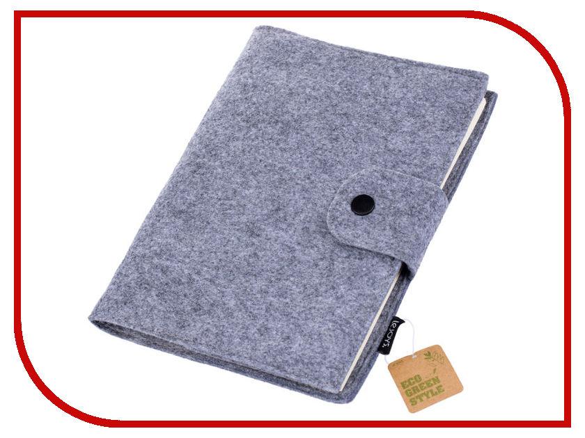 Бизнес-блокнот Lejoys Felt А5 120 листов 70006 fit 70006