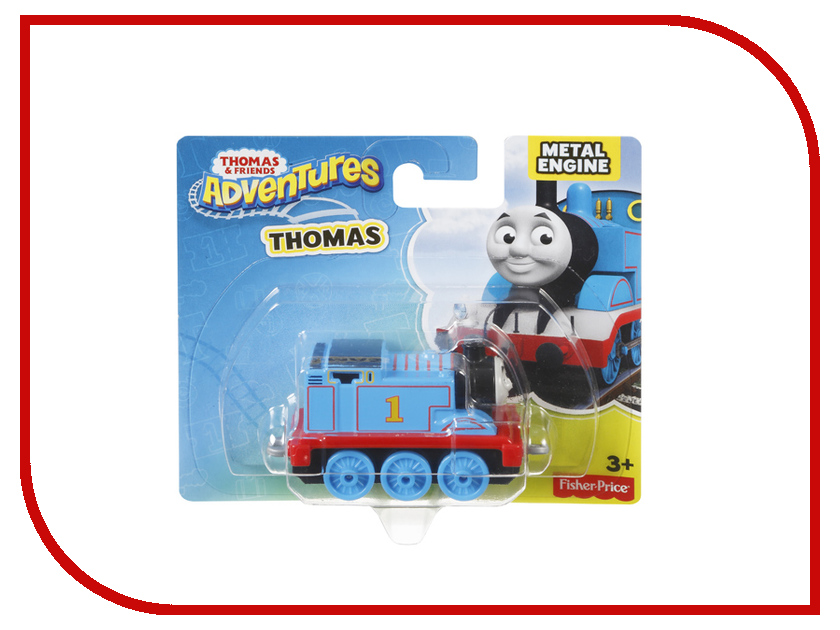 Игрушка Mattel Thomas And Friends DWM28 mattel thomas