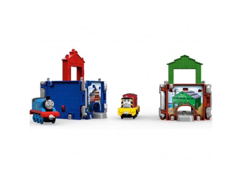 Игрушка Mattel Fisher-Price Thomas And Friends FBC51