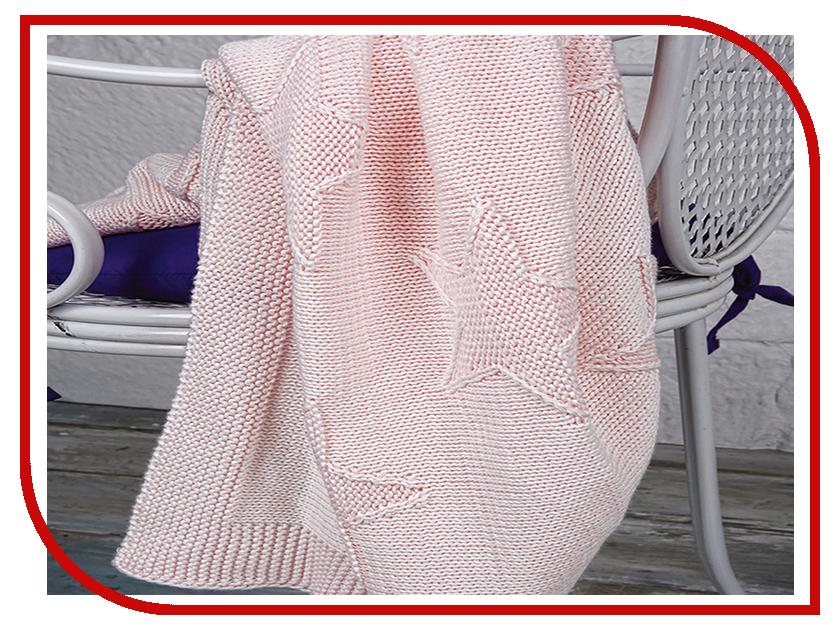 Плед Arya Star 90x90cm Pink TR1003612