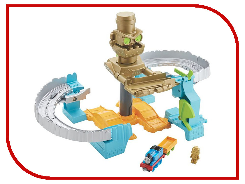 Игрушка Mattel Fisher-Price Thomas And Friends FJP85 игрушка mattel fisher price thomas and friends bmk88