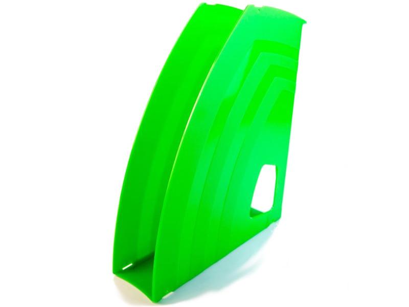 Накопитель вертикальный Attache Fantasy Green 733172