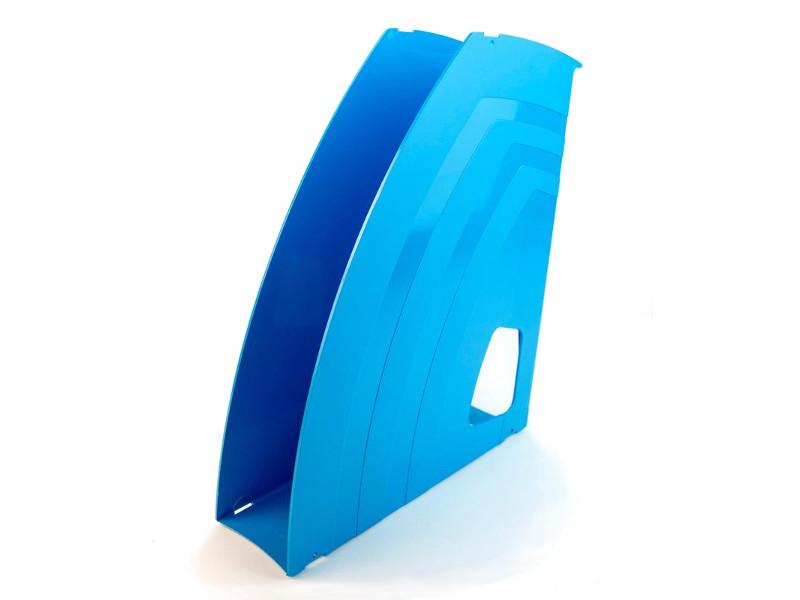 Накопитель вертикальный Attache Fantasy Light Blue 733173