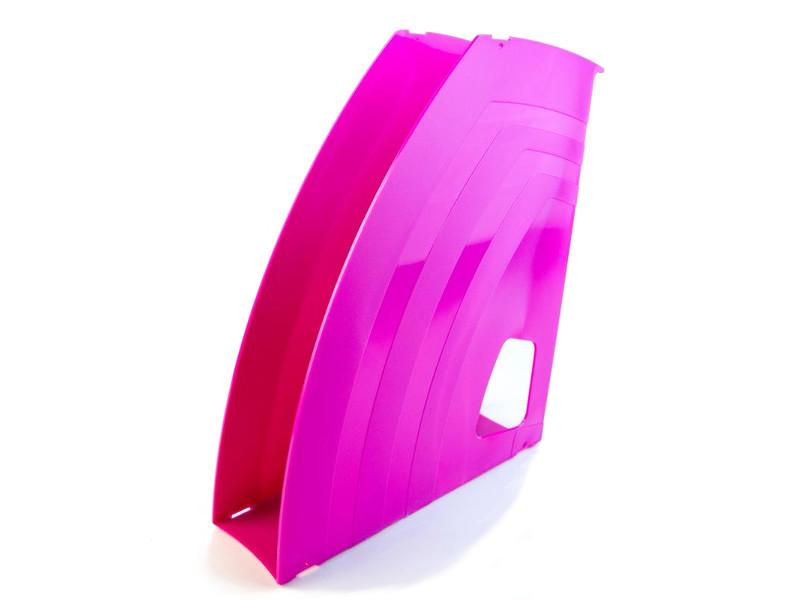 Накопитель вертикальный Attache Fantasy Pink 733174