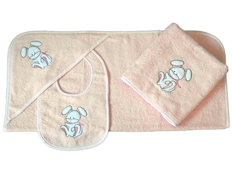 Набор для ванны Arya Rabbit Pink TR1002582