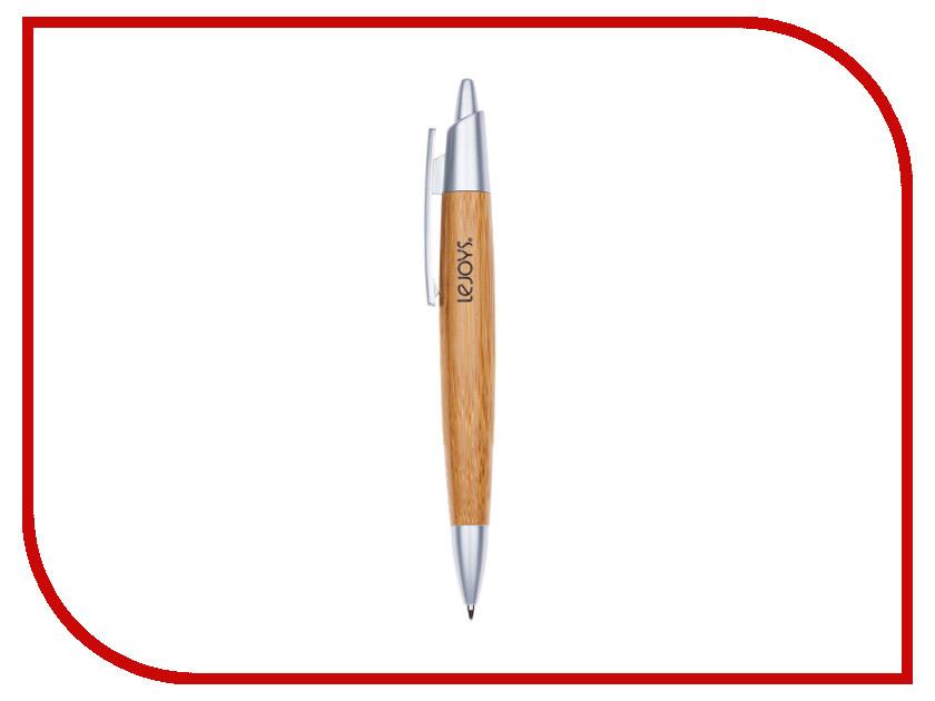 Ручка шариковая Lejoys Bamboo Blue 70051 блокнот lejoys tree 70061
