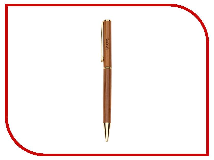 Ручка шариковая Lejoys Bamboo Black 70053 блокнот lejoys tree 70061