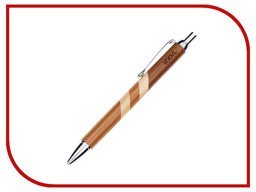 Ручка шариковая Lejoys Bamboo Black 70054 карандаш ручка lejoys nature 70142