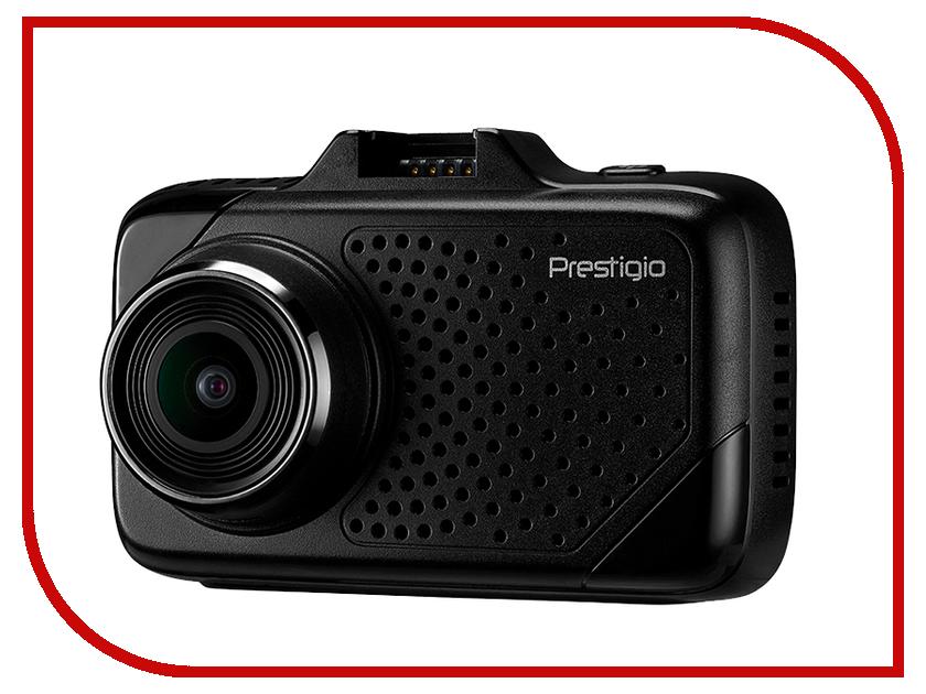 Видеорегистратор Prestigio RoadScanner 700GPS автомобильный видеорегистратор prestigio roadscanner 700gps 2 7 ambarella a7la50 128mb memory micro sd sdhc support up to 128gb 250mah black e6prs7