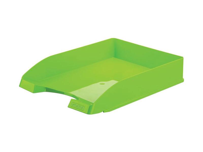 Лоток горизонтальный Attache Fantasy Green 490035