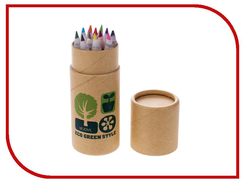 Набор цветных карандашей Lejoys 12шт 70204