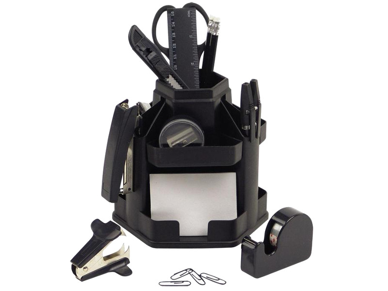 Канцелярский набор Attache JC805 Black 168559