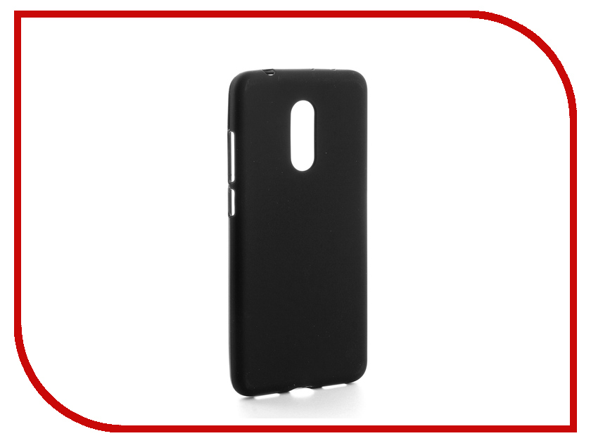 Аксессуар Чехол Xiaomi Redmi 5 Svekla Silicone Black SV-XIRED5-MBL аксессуар чехол asus zenfone 3 max zc553kl svekla silicone black sv aszc553kl mbl