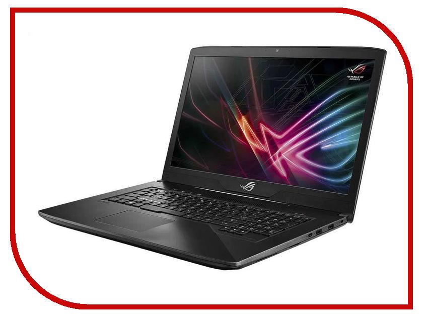 Ноутбук ASUS GL703VD-GC070T 90NB0GM2-M03320 (Intel Core i7-7700HQ 2.8 GHz/16384Mb/1000Gb + 256Gb SSD/No ODD/nVidia GeForce GTX 1050 4096Mb/Wi-Fi/Bluetooth/Cam/17.3/1920x1080/Windows 10 64-bit) ноутбук asus rog gl753vd gc280t 17 3 ips led core i7 7700hq 2800mhz 12288mb hdd 1000gb nvidia geforce® gtx 1050 4096mb ms windows 10 home 64 bit [90nb0dm2 m04160]