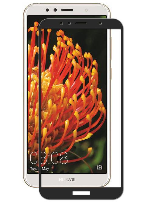 Аксессуар Защитное стекло Svekla для Huawei Y6 Prime 2018 Full Screen Black ZS-SVHWY6P2018-FSBL аксессуар защитное стекло для huawei p20 lite svekla zs svhwp20lite