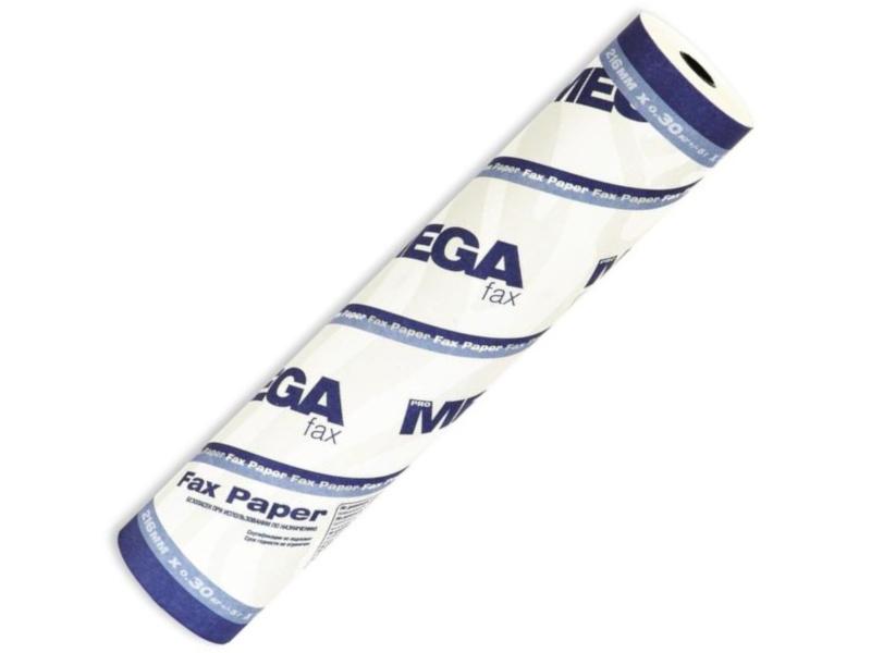 Ролик для факсов ProMega MEGA-Fax 216x12mm 25m 34582