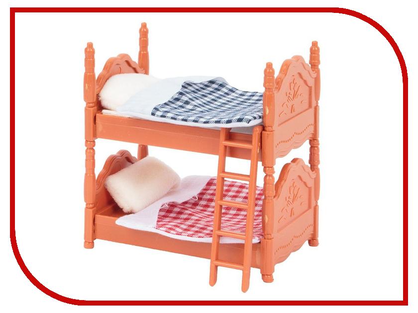 Кроватка для куклы Игруша GL000524355 машины игруша машина i 8075 i 8083