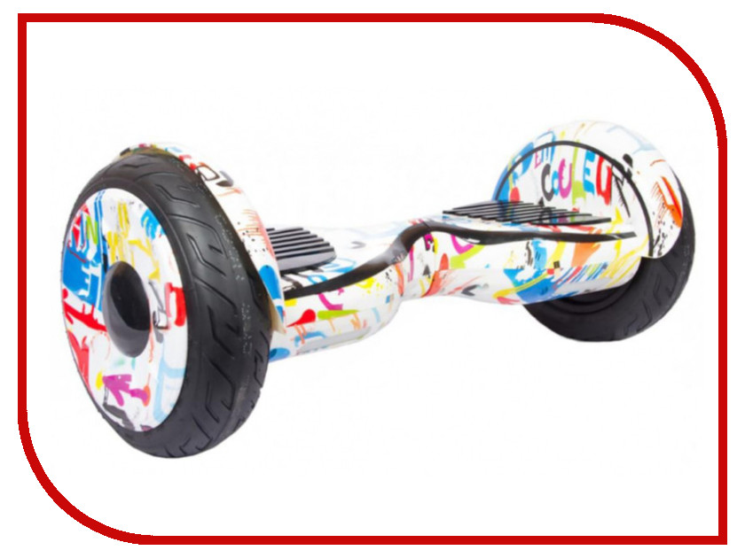 Гироскутер CarCam Smart Balance 10.5 Graffiti - White carcam dab