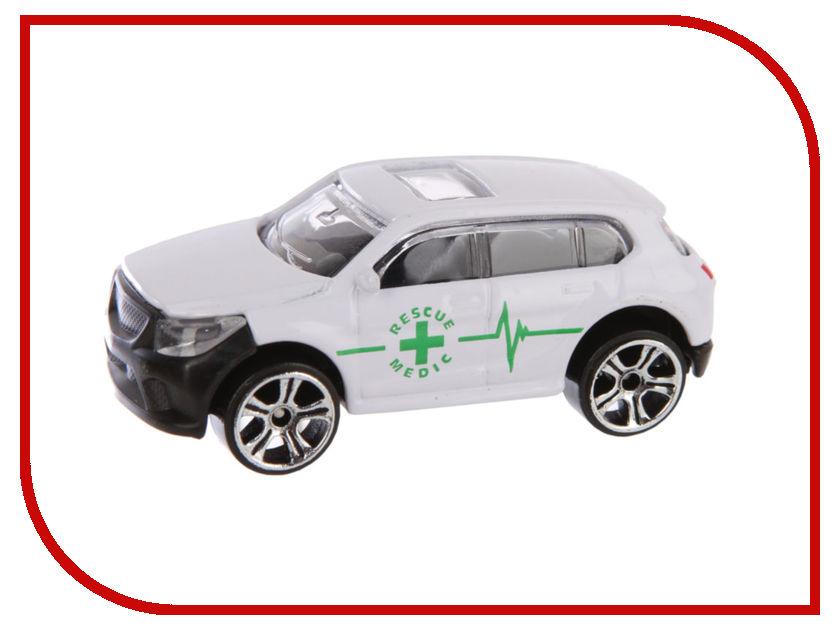 Игрушка HTI Hot Trucks Rescue Medic Скорая помощь 1416276