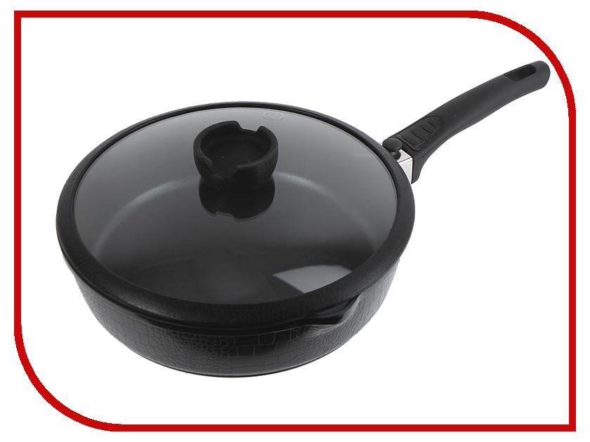 Сковорода Rondell Escurion 28x7.4cm RDA-871 сковороды rondell сковорода 24смх4 9см escurion 867 rda