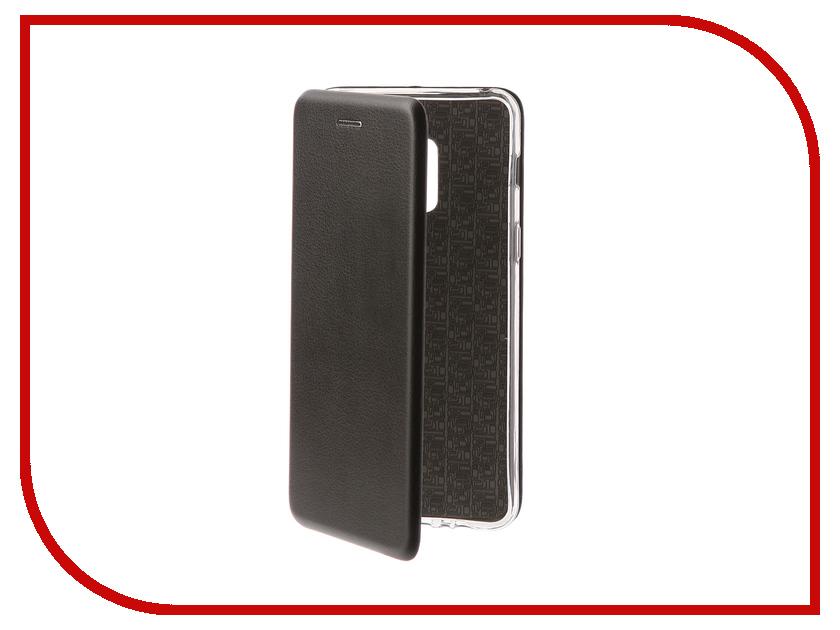 Аксессуар Чехол-книга для Samsung Galaxy A8 2018 Innovation Book Black 11967 аксессуар чехол для samsung galaxy a5 2017 innovation book silicone red 12147