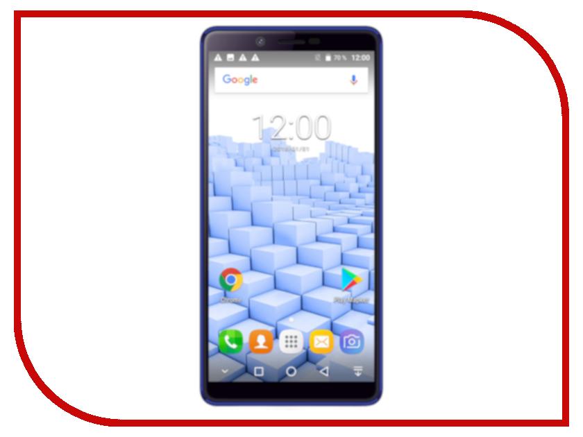 Сотовый телефон teXet TM-5571 Blue сотовый телефон texet tm 400 blue