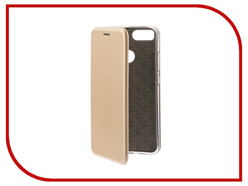 Аксессуар Чехол для Xiaomi Mi5X / Mi A1 Innovation Book Gold 11953 xiaomi mi5x global rom