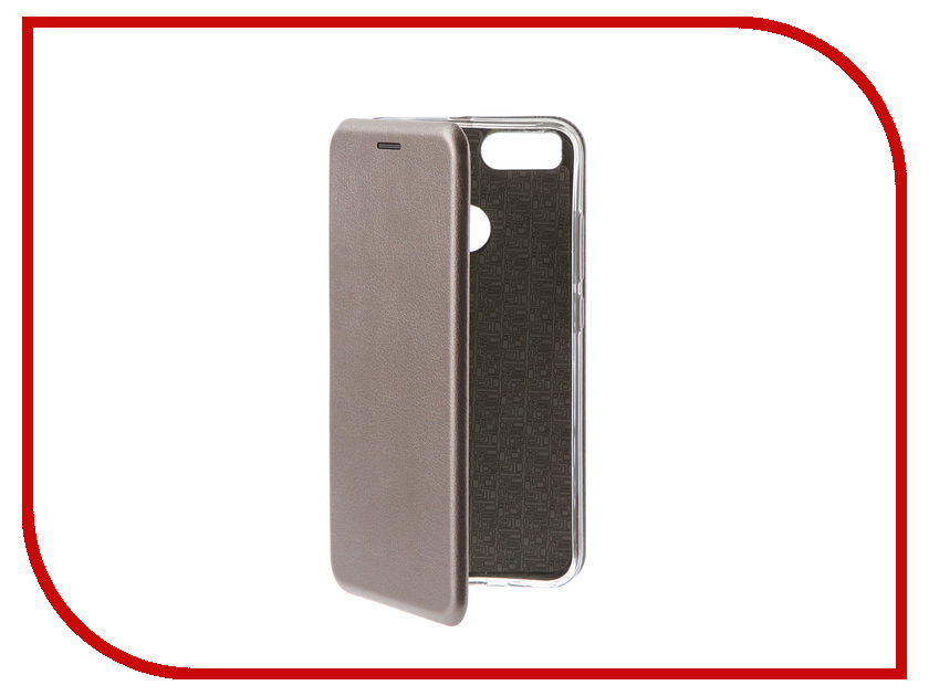 Аксессуар Чехол для Xiaomi Mi5X / Mi A1 Innovation Book Silver 11952 xiaomi mi5x global rom