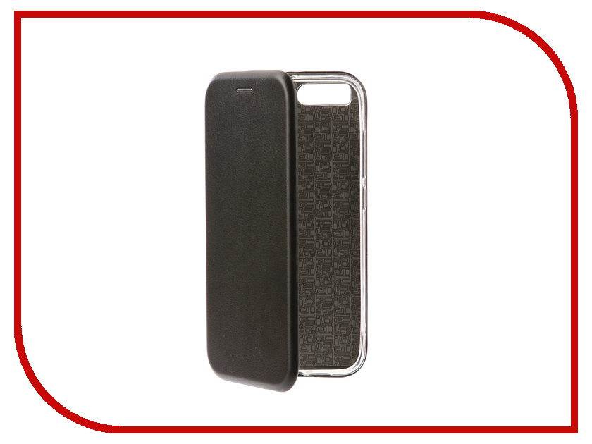 Аксессуар Чехол для Xiaomi Mi6 Innovation Book Black 11950 аксессуар чехол xiaomi mi6 with love moscow black 10224
