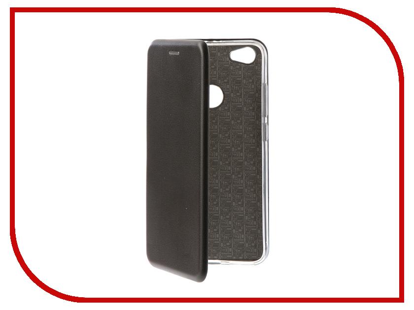 Аксессуар Чехол для Xiaomi Redmi Note 5А Prime Innovation Book Black 11946 аксессуар чехол книга для xiaomi redmi 5 plus redmi note 5 innovation book silicone black 11445